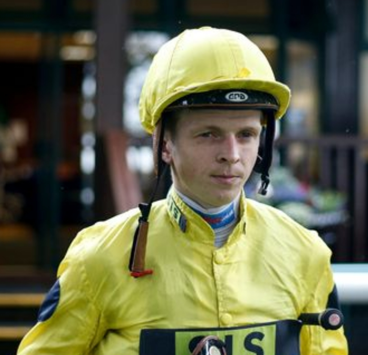 PROBERT CAPABLE OF BEING A CHAMPION JOCKEY – 3 FURLONGS OUT