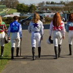 IRISH LADY RIDERS FINALLY GETTING NOTICED IN RACING
